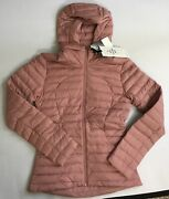Lululemon Womenandrsquos Pack It Down Jacket Cptn Pink Lw4axes Size 6
