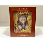 Disney 2013 Duffy Collection Doll 2013 New Year Anniversary Limited