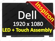 13.3 Fhd Ips Touch Lcd Screen Assembly F Dell Inspiron 5378 5379 Lp133wf2-spl2