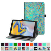 For Samsung Galaxy Tab A 10.1 10.5 / Tab S4 10.5 Case Multi-angle Stand Cover