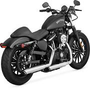 Vance And Hines Twinslash 3 In. Slip-ons 16861