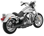 Vance And Hines Twinslash 3 In. Slip-ons 46837