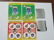 Kansas City Royals Early 1990and039s Sticker Hologram Lot