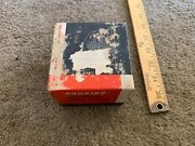 Vintage Bruning No. 3746 Tru-point Lead Pointer Drafting Rare