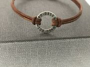 Heather B. Moore Bracelet With Silver Charm With Fort Collins, Co Coordinates