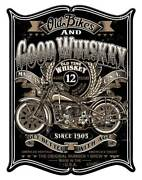 Vintage Sign Made Usa Old Bikes 15 X 19