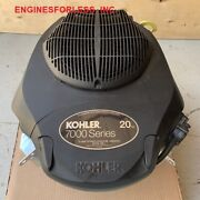 20 Hp Kohler Pskt7153045 725cc For Zero-turn And Riding Rider Lawn Mowers