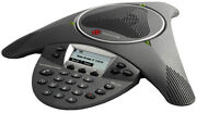 Polycom 2200-15660-001-spc Soundstation Ip 6000 Corded Voip Conference Phone