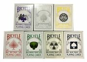 Rare Bicycle Trace Deck Playing Cards Gaff Trick Magic Outline Choose The Color