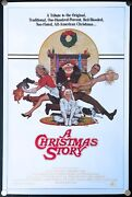 A Christmas Story 1983 Original Movie Poster One Sheet Rolled Not Folded C9-c10