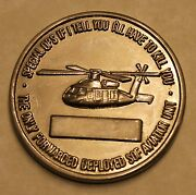 617th Soad Airborne Panama Special Operations Army Challenge Coin / 160th Soar