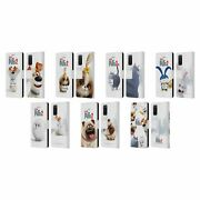 The Secret Life Of Pets 2 Ii Character Posters Leather Book Case For Samsung 1