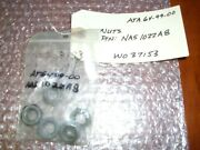 Nas1022a8 Self Locking Hex Nuts