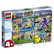 Lego 10770 Disney Pixar Toy Story 4 Buzz And Woodyand039s Carnival Mania