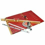 Incra Miter5000 Miter 5000 Table Saw Miter Gauge With Sled And Telescoping Fence