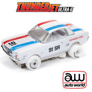 Auto World Thunderjet R24 Trans America And03966 Ford Mustang Hayward Ford Iwheels Ho