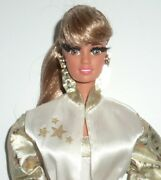 Rare Rooted Vintage 1990 Hollywood Hair Barbie Teresa Doll And Fashion.