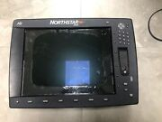 Northstar 6100i 15 Gps Chartplotter Display Receiver Untested Parts As Is