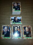 1991 Topps Iraq Desert Storm Set 88 With George Bush Colin Powell Lot Of 100