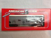 American Flyer Lionel 484941995 Lehigh Valley Covered Hopper
