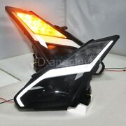 Led Headlights For Nissan Gt-r R35 Gtr R35 Led Front Lamps 2007-2013 Year Sn