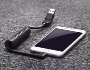 New Genuine Porsche Usb Apple Lightning Iphone Car Charger Cable 970 044 901 50