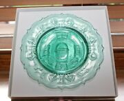 Longaberger Dresden Tour Plate 1997 Edition Created By Heisey Glass