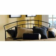 Hillsdale Vancouver Full Queen Spindle Headboard In Antique Brown