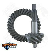 Yukon Yg F8-380 Performance Ring And Pinion Gear Set For Ford 8 In A 3.80 Ratio