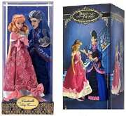 Disney Store Fairytale Designer Collection Cinderella And Lady Tremaine Doll Set