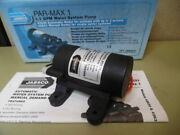 Jabsco 42633-000 Par-max 1 Water Pump System 1.1 Gpm Replacement Motor
