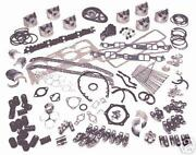 Ford Model B Master Engine Kit 1932-33 Pistons Rings Gaskets Gears Lifters Opkit