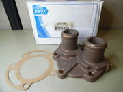 Jabsco 43216-1000 Replacement Bronze End Cover For Mercruiser Water Pumps