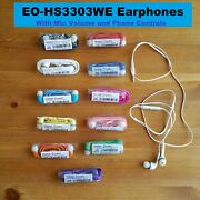 Samsung J5 Original Quality Earphones With Mic Volume And Remote - All Colours