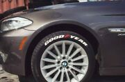 Tire Lettering - Goodyear - 1 For 14151617181920 Tİre. 4 Decal .
