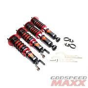 For Rx-7 Fd 93-97 Maxx Coilovers Suspension Lowering Kit Adjustable