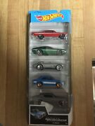 Hot Wheels Fast And Furious 5 Pack Cars From The Different Movies
