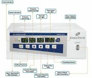 Co2 Insufflator High Flow Performance With Air Progressive Low Insufflation Unit