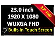 23 1920x1080 Led Lcd Touch Screen Replacement Lm230wf7-ssc2 Or 100 Compatible