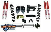 Skyjacker F17601k-n 6and039and039 Suspension Lift Kit With Nitro Shocks For 17-18 F-250 Sd