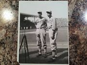 1930s Dizzy And Daffy Dean Photo Type 1 St Louis Cardinals