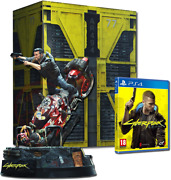 Cyberpunk 2077 Collector's Edition Playstation Ps4 Pre-order Sold Out
