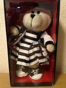2017 Starbucks Alice And Olivia Bearista Bear Stacey Bendet Mint In Box F/s