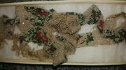 Antique Micro Beaded Lace