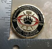 Blackwater Wpps High Threat Protection Kabul Afghanistan Us Challenge Coin