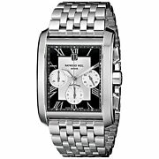 Raymond Weil Menand039s 4878-st-00268 Don Giovanni Chronograph Automatic Steel Watch