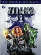 Titans The Complete First Season [new Dvd] 2 Pack Amaray Case