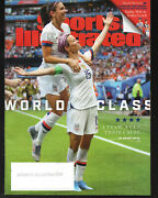 2019 Sports Illustrated Usa Women's World Cup Champions Subscription Issue Nr/m