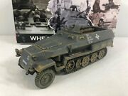 King And Country Ws217 Sdkfz 251/1 Armored Personnel Carrier/truck Ww1/ww2 Miniatu