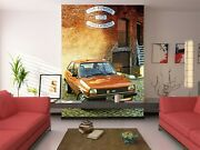 3d Ford Mk1 O639 Transport Wallpaper Mural Self-adhesive Removable Amy